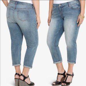 ▫️Torrid▫️Ex-boyfriend jeans